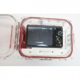 Meikon Waterproof Camera Case for Universal Camera - Black - 4