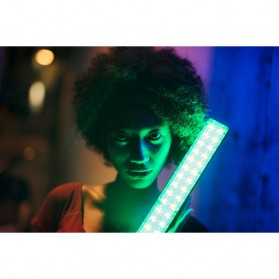 Yongnuo Digital Handheld Lightstick Foto Video RGB LED Bluetooth 2560 Lumens - YN360 - Black - 3