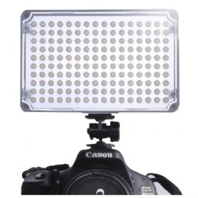 Aputure Lampu Flash Kamera Universal 160 LED - AL-H160 - Black - 1