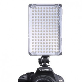 Aputure Lampu Flash Kamera Universal 160 LED - AL-H160 - Black - 2