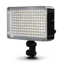 Aputure Lampu Flash Kamera Universal 160 LED - AL-H160 - Black - 3