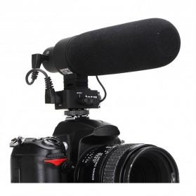 Aputure V-Mic D2 Directional Condenser Shotgun Microphone - Black