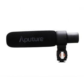 Aputure V-Mic D2 Directional Condenser Shotgun Microphone - Black - 2