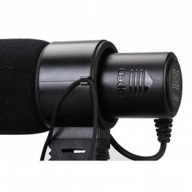 Aputure V-Mic D2 Directional Condenser Shotgun Microphone - Black - 4