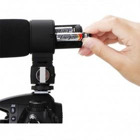 Aputure V-Mic D2 Directional Condenser Shotgun Microphone - Black - 9