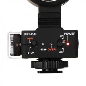 Aputure V-Mic D2 Directional Condenser Shotgun Microphone - Black - 10