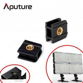 Aputure Extension Attachment for Flash LED AL-H160 AL-H198 AL-H198C - Black
