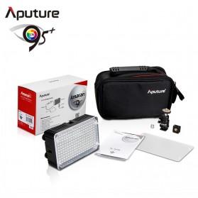 Aputure Lampu LED Flash Kamera Universal 198 LED CRI 95+ - AL-H198 - Black