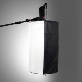 Aputure Space Light Flash Reflector Bowen Mount for LS C120 300D - White - 2