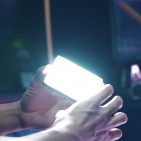 Aputure Amaran Pocket Size LED Panel Video Light - AL-MX - Black - 2