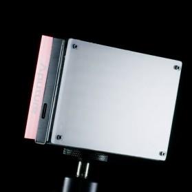 Aputure Amaran Pocket Size LED Panel Video Light - AL-MX - Black - 3