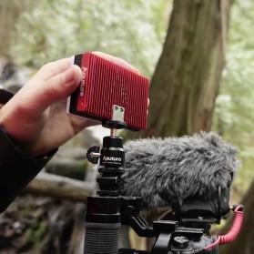 Aputure Amaran Pocket Size LED Panel Video Light - AL-MX - Black - 4