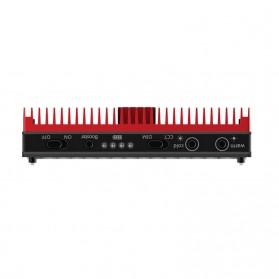 Aputure Amaran Pocket Size LED Panel Video Light - AL-MX - Black - 5