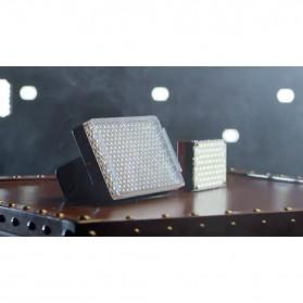 Aputure Amaran Pocket Size LED Panel Video Light - AL-MX - Black - 7