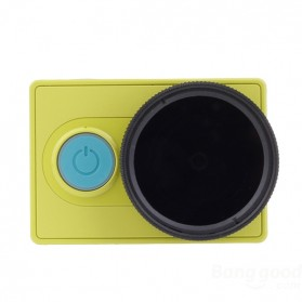CPL Filter Lens Accessory 37mm for Xiaomi Yi - Black - 2
