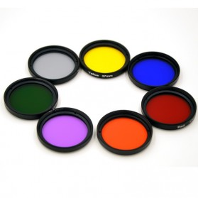 Colorful Diving Filter for GoPro - Black