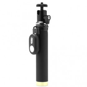 Xiaomi Yi Selfie Stick Monopod with Bluetooth Remote for Xiaomi Yi / Yi 2 4K / Smartphone (ORIGINAL) - Black - 4