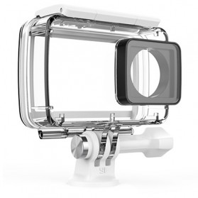 Xiaomi Underwater Waterproof Case IPX68 40m for Xiaomi Yi 2 4K (ORIGINAL) - White