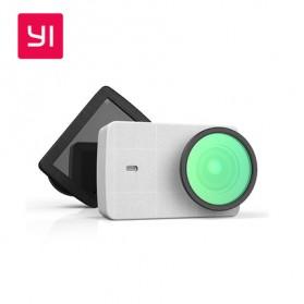 Xiaomi Lensa Proteksi & Casing Kulit Untuk Xiaomi Yi 2 4K / Xiaomi Yi Discovery (ORIGINAL) - White - 2