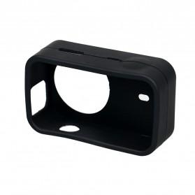 XBERSTAR Silicon Case & Lens Cap for Xiaomi Yi 2 4K - EGHA085 - Black - 2