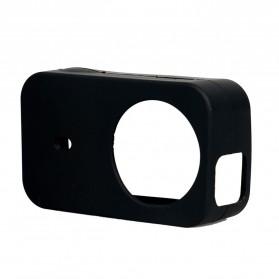 XBERSTAR Silicon Case & Lens Cap for Xiaomi Yi 2 4K - EGHA085 - Black - 3