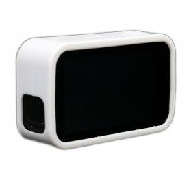 XBERSTAR Silicon Case & Lens Cap for Xiaomi Yi 2 4K - EGHA085 - Black - 4