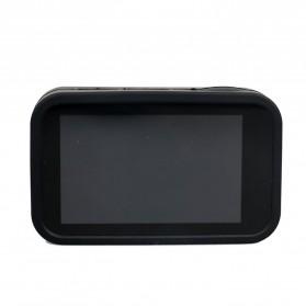 XBERSTAR Silicon Case & Lens Cap for Xiaomi Yi 2 4K - EGHA085 - Black - 7