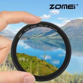 Zomei Standart UV Filter Lens DSLR 49mm