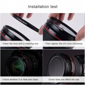 Zomei Standart UV Filter Lens DSLR 49mm - 6