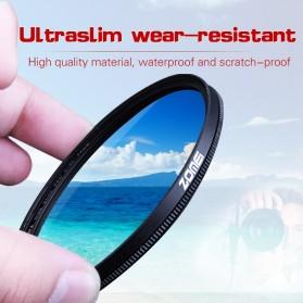 Zomei CPL Polarizer Filter Lens DSLR 55mm - Black - 2