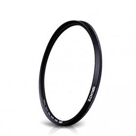 Zomei CPL Polarizer Filter Lens DSLR 55mm - Black - 4
