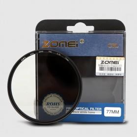 Zomei CPL Polarizer Filter Lens DSLR 55mm - Black - 8