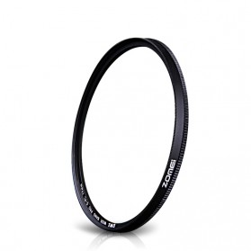 Zomei CPL Polarizer Filter Lens DSLR 58mm - Black - 4