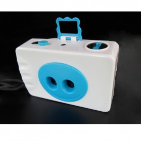 LOMO 35mm Multi Lens Action Camera 2 Lens - White/Blue