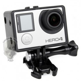 TMC BacPac Frame Mount Protect Shell for GoPro Hero 3 - HR241 - Black