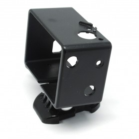 TMC BacPac Frame Mount Protect Shell for GoPro Hero 3 - HR241 - Black - 4