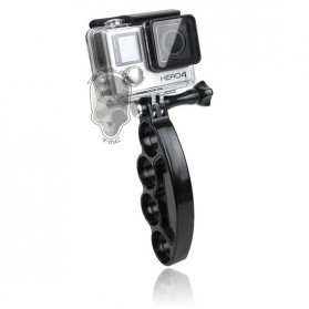 TMC Knuckles Fingers Grip for Gopro / Xiaomi Yi / Xiaomi Yi 2 4K - Black