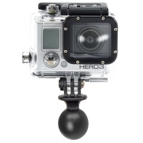 TMC RAM Mount for GoPro / Xiaomi Yi / Xiaomi Yi 2 4K - Black
