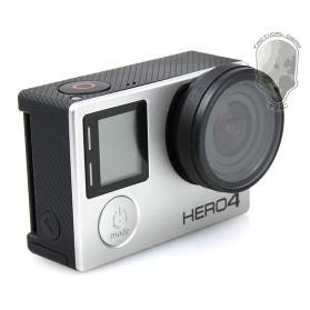 TMC Lens Protection for GoPro - HR253 - Black - 2