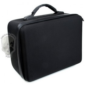 TMC Mega EVA Case for GoPro & Xiaomi Yi - HR263 - Black