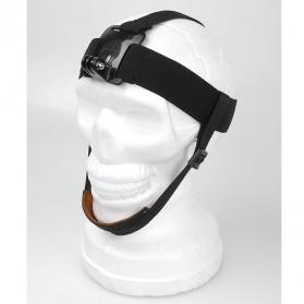TMC Head Strap Belt for GoPro & Xiaomi Yi - HR95 - Black - 2