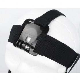 TMC Head Strap Belt for GoPro & Xiaomi Yi - HR95 - Black - 3