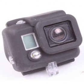 TMC SIXXY Silicone Case for Gopro HD Hero 3 - HR53 - Black