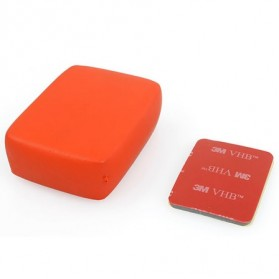 TMC Floaty Float Box with 3M Adhesive Tapes for GoPro - HR101-OR - Orange - 2