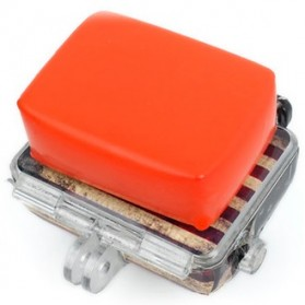 TMC Floaty Float Box with 3M Adhesive Tapes for GoPro - HR101-OR - Orange - 5