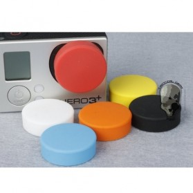 TMC Silicone Lens Cap For Xiaomi Yi - HR135 - Orange