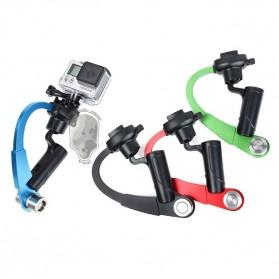 TMC Curve Stabilizer for GoPro / Xiaomi Yi / Xiaomi Yi 2 4K - HR255 - Black