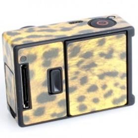 TMC PlanB Leopard Sticker for GoPro - HR193 - Leopard Print - 3