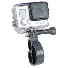 TMC Gen2 Fingers Grip for GoPro / Xiaomi Yi / Xiaomi Yi 2 4K - HR273 - Black