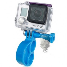 TMC Gen2 Fingers Grip for GoPro / Xiaomi Yi / Xiaomi Yi 2 4K - HR273 - Blue